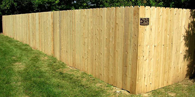 fence designs. standard runner cedar privacy and picket fencing fence designs
