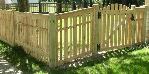 Good neighbor semi privacy fence for Good neighbor fence plans