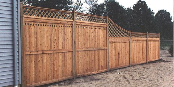 Good Neighbor Privacy Fence