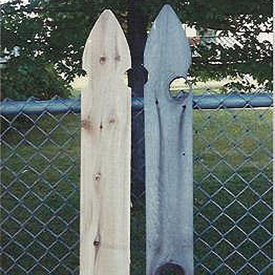 Materials Used By Elyria Fence