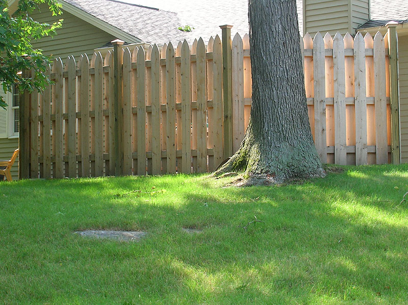 North Texas Fence Builders - Picket Layouts