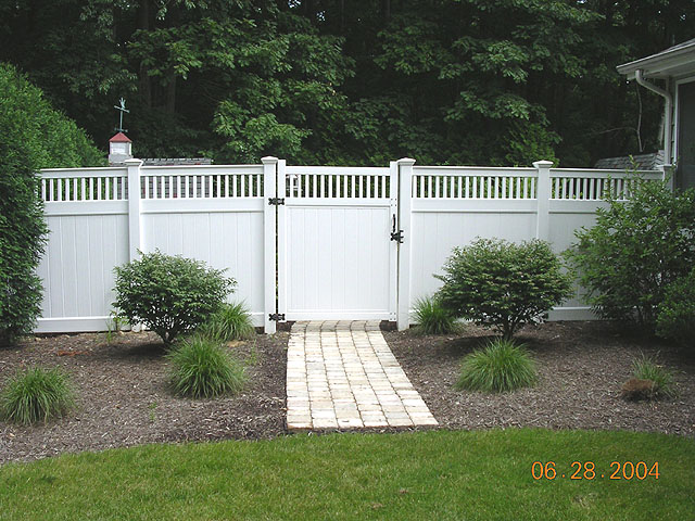 Woodwork vinyl privacy fence designs pdf plans
