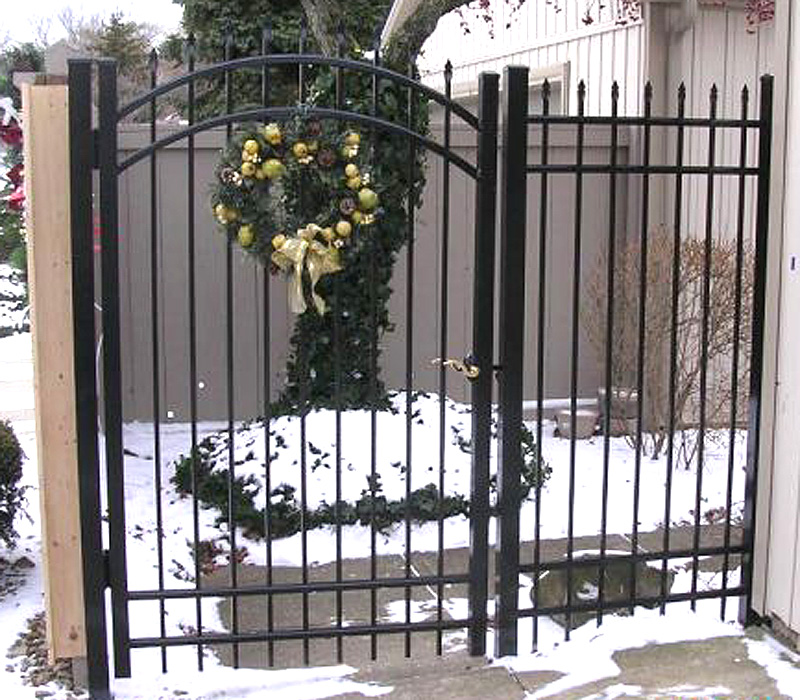 Aluminum gate designs joy studio design gallery best