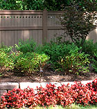 privacy fence by elyria fence